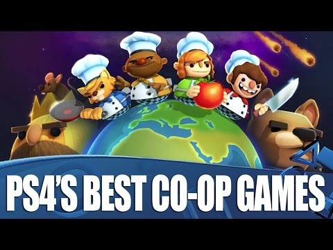 The Best Couch Co-op Games on PS4