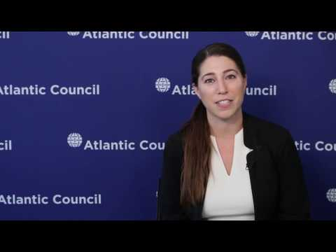 Jessica Ashooh, the Atlantic Council