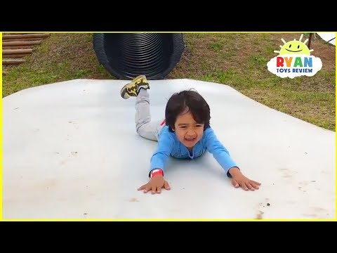 Ryan Pretend Play Dreaming of Fun Kids Adventure