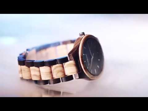 The Making of A Wooden Watch
