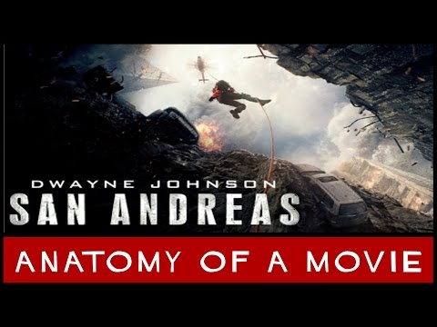 San Andreas (Dwayne Johnson) Review | Anatomy Of A Movie