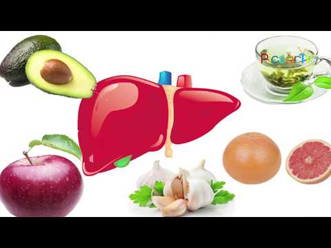 LIVER CLEANING DIET | HEALTH TIPS