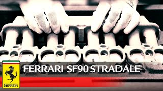 Manufacturing the SF90 Stradale
