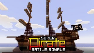 Super Pirate Battle Royale /w PS3, Gunnar, Godzillaz and Alien