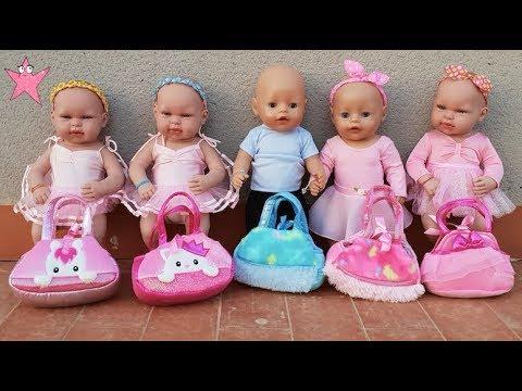 Ballet Born De Bruno Abril Trillizas Las Baby Y Mis Clase 3clKJTF1