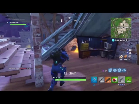 Fortnite: Duos with the Bean