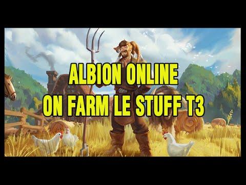 Albion Online Birkenholz : albion online on farm le stuff t3 hoos gaming youtube ~ Frokenaadalensverden.com Haus und Dekorationen