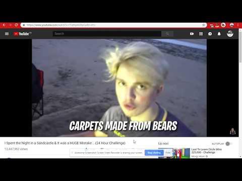 Inside the Beach Sandcastle – Morgz Clips | Season 6 Episode 7