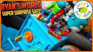 RYAN'S WORLD SUPER SURPRISE SAFE!