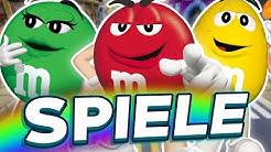 M&M SPIELE!
