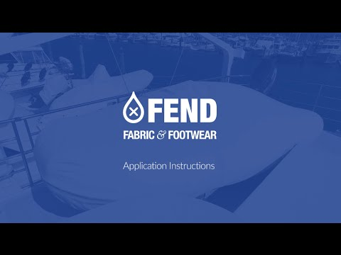 Fend your Marine Fabrics