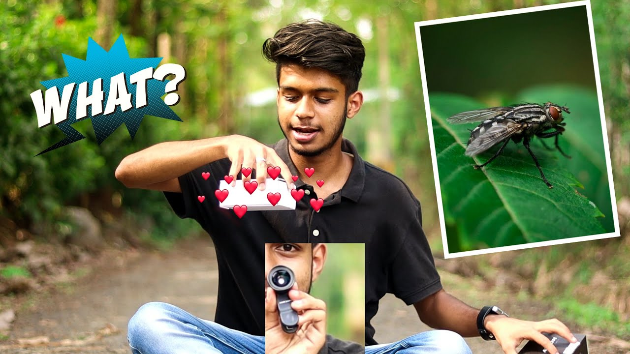Best Mobile Lenses For Awesome Photography | വേറെ level lenses 🔥!! Mobile Photography Lens
