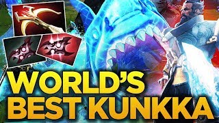 !Attacker Kunkka Rampage Legend is back! Best Armlet Toggler in Dota 2?