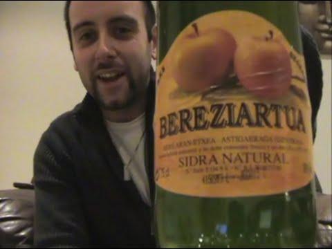The Cider Drinker - Bereziartua Sidra Natural