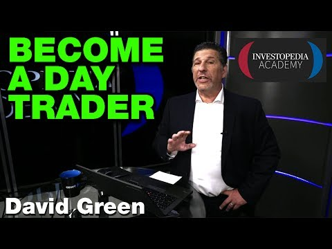 Day Trading Course   Investopedia Academy David Green
