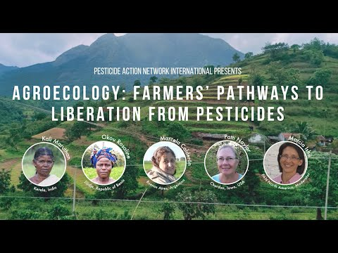 Agroecology: Farmers' Pathways to Liberation from Pesticides