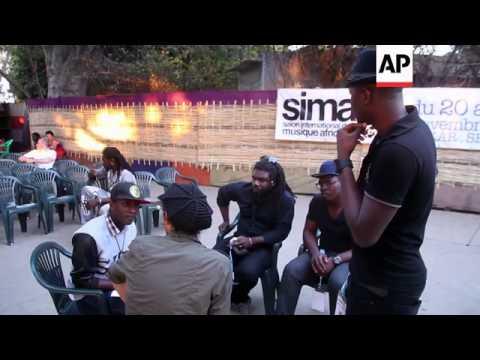 International African Musical Salon hits Dakar Senegal