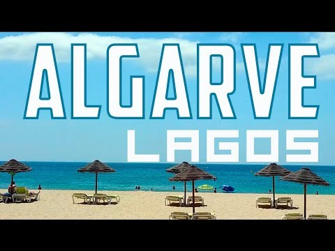 Algarve Lagos beach Jet Ski from drone