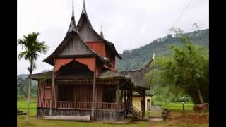Istana Basa Pagaruyung - Sumatera Barat | Tempat Wisata di Indonesia
