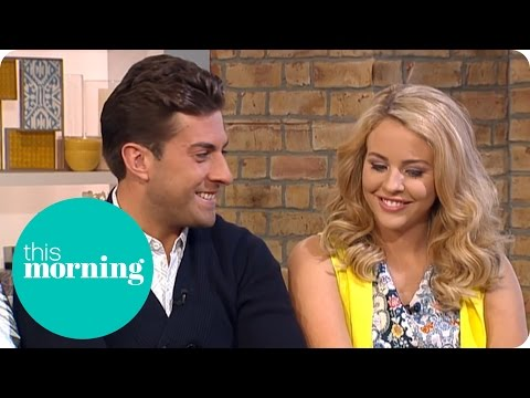 TOWIE's James Argent and Lydia Bright On Their Blossoming Relationship | This Morning