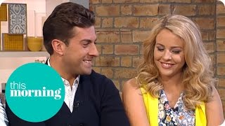 Video TOWIE's James Argent and Lydia Bright On Their Blossoming Relationship | This Morning download MP3, 3GP, MP4, WEBM, AVI, FLV Oktober 2017