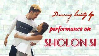 Sholon Si || Dance Video || Choreography by Dancing Beauty Kp