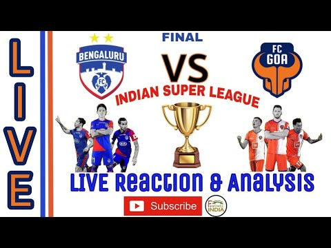 Bengaluru Fc vs Fc Goa Live || Fc Goa vs Bengaluru Fc Live || ISL final live Mp3