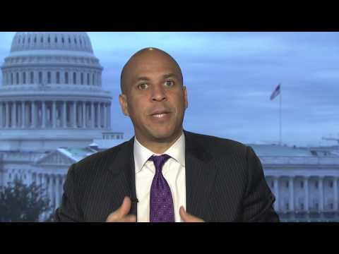 Cory Booker Message to Newark Charter School Fund