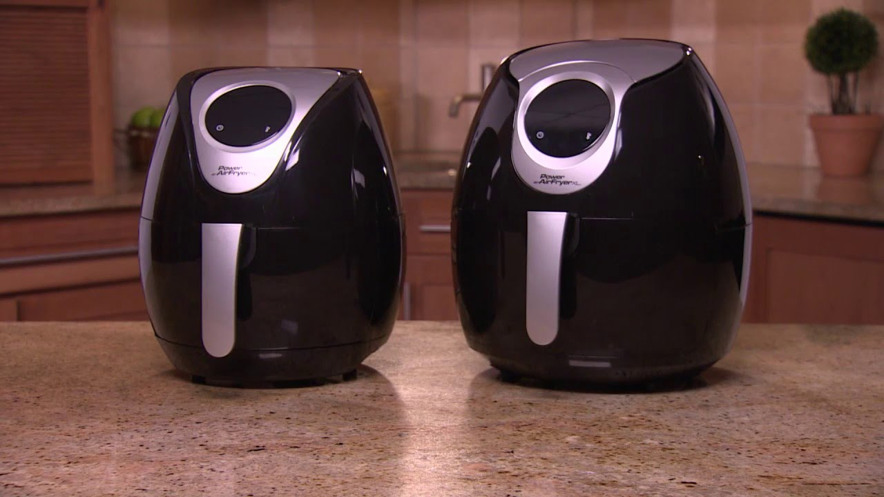 Choose The Perfect Size Power Airfryer Xl Youtube