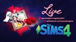 ???? LIVE z kamerą ;D   - ???? Przygotowania do serii RWDG - The Sims 4???? - Na żywo