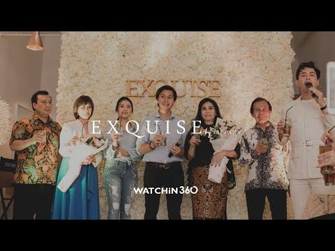 Exquise by Tiffany - The Opening of New Gallery in Bali