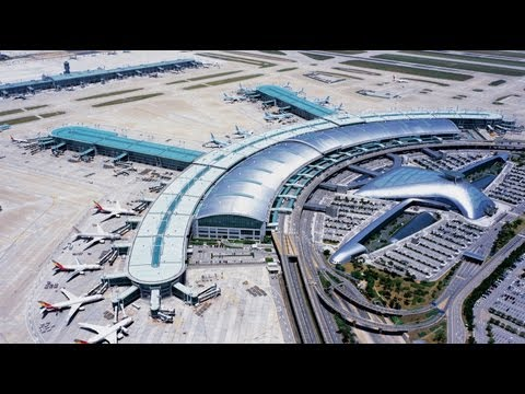 Incheon International Airport, South Korea - Unravel Travel TV