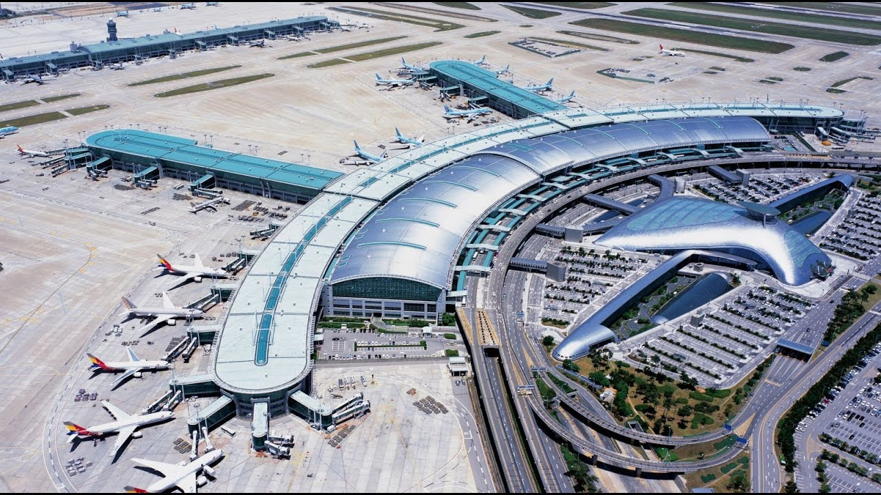 Image result for incheon international airport