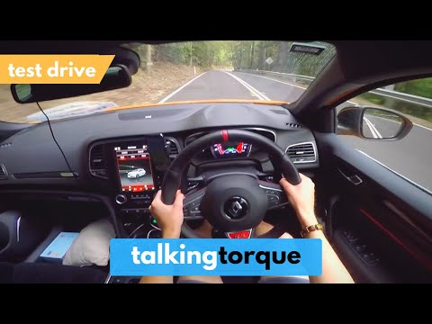 2020 Renault Megane RS Cup - WINDY ROAD DRIVE POV