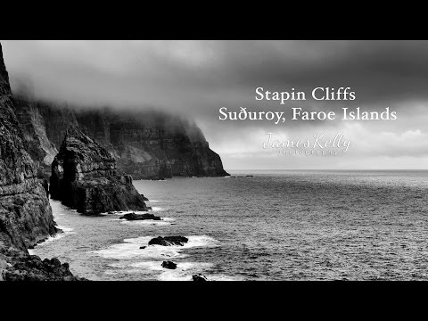 Photographing the Stapin Cliffs, Suðuroy, Faroe Islands (Part 1)