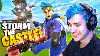 STORMING THE CASTLE WITH THE BOYS! FT. WILDCAT, SYPHERPK & TIMTHETATMAN