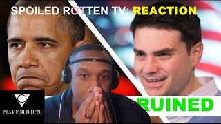 Ben Shapiro DESTROYS Obama's Legacy!!! - Reaction - Trigger Warning !