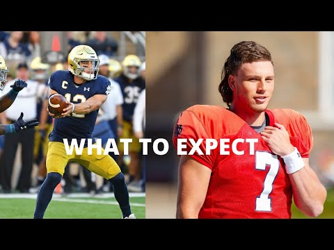 What To Expect From The Notre Dame Quarterbacks This Spring