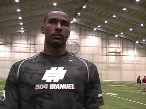 2007 Elite 11 Interview with E J  Manuel -2014
