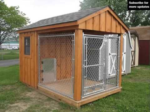Dog Kennels Set Of Picture Collection Ideas | Dog Kennels