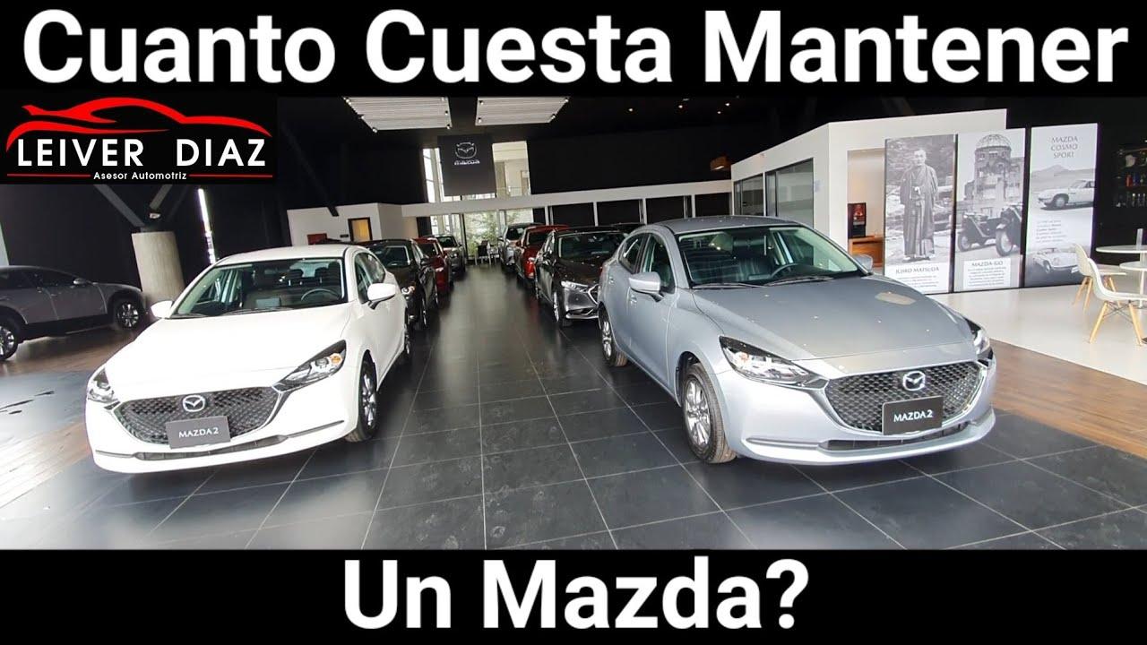 Cuanto Cuesta Mantener un Mazda? #LeiverDiaz