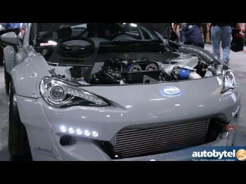 Scion FR-S w/ 2JZ-GTE Supra Engine & Rocket Bunny Kit