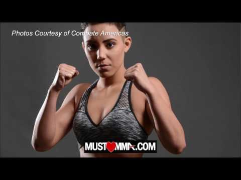 Combate Americas Kyra Batara on how she will destroy Vanessa Rico Fernandez