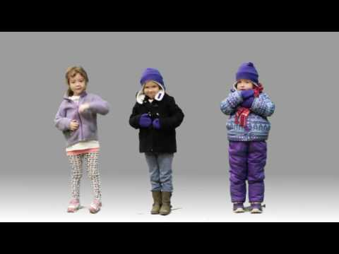 Dressing Your Child For Cold Weather