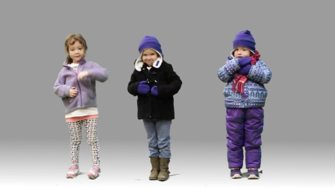 54ef5fd3a82 Dressing Your Child For Cold Weather - YouTube