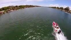 Colorado River Flying In Parker, AZ