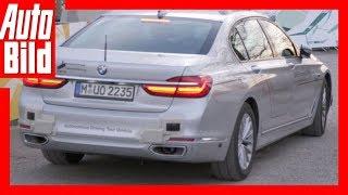 BMW 7er – autonomes Fahren (2018) Probefahrt/Erklärung/Details