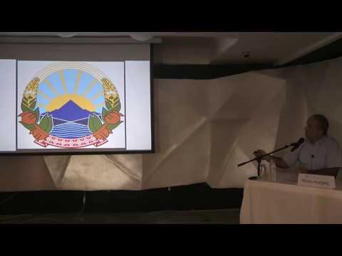 Ν. Λυγερός - Στρατηγική ανάλυση Σκοπιανού. Ηράκλειο Κρήτης, 25/06/2018
