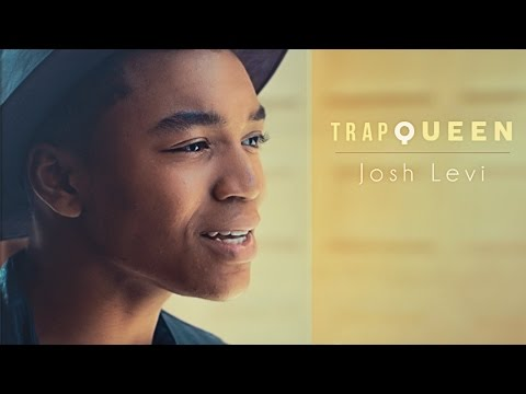Trap Queen - Fetty Wap - Piano Cover ft. Josh Levi, KHS