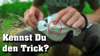 SURVIVAL Lifehack, kennst Du diesen Trick? Sitzkissen